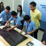 TESDA-Samsung Electronics Lab